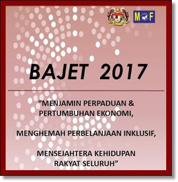 budget malaysia 2017