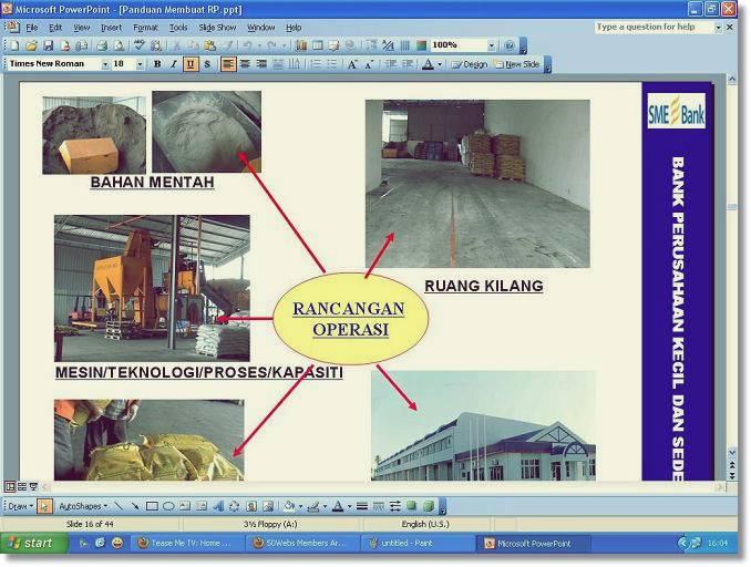 Tips dan Panduan Rancangan Perniagaan