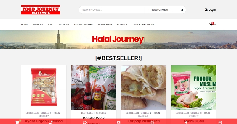 website ecommerce murah